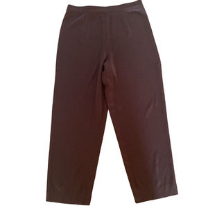 Misook Brown Pants Size Small
